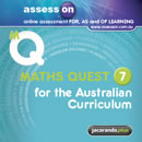 assessON Maths Quest 7 for the Australian Curriciulum - Student Edition