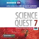 assessON Science Quest 7 Australian Curriculum Edition - Student Edition