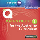 assessON Maths Quest 8 for the Australian Curriciulum - Student Edition