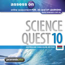 assessON Science Quest 10 Australian Curriculum Edition - Student Edition