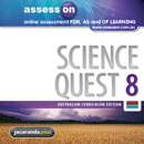 assessON Science Quest 8 Australian Curriculum Edition - Student Edition