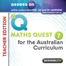 assessON Maths Quest 7 for the Australian Curriciulum - Teacher Edition