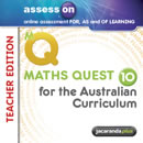 assessON Maths Quest 10 for the Australian Curriciulum - Teacher Edition