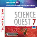assessON Science Quest 7 Australian Curriculum Edition - Teacher Edition