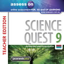 assessON Science Quest 9 Australian Curriculum Edition - Teacher Edition