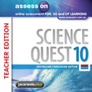 assessON Science Quest 10 Australian Curriculum Edition - Teacher Edition
