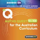 assessON Maths Quest 10+10A for the Australian Curriciulum - Student Edition