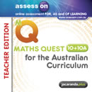 assessON Maths Quest 10+10A for the Australian Curriciulum - Teacher Edition